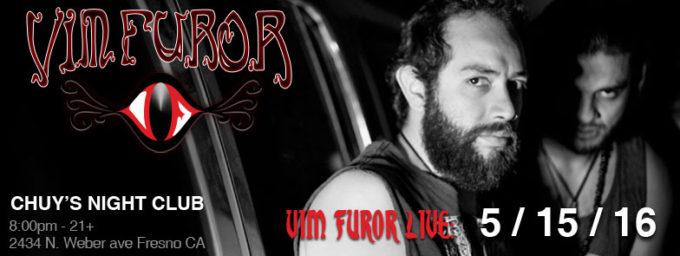 Vim Furor Chuys Night Club Fresno CA